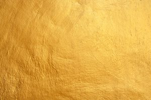 gold wall paint textured background